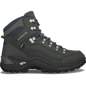 Lowa Renegade GTX Mid Shoes Men dark grey